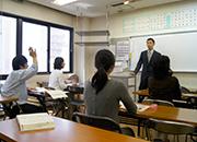 日本語教師実践講座の風景